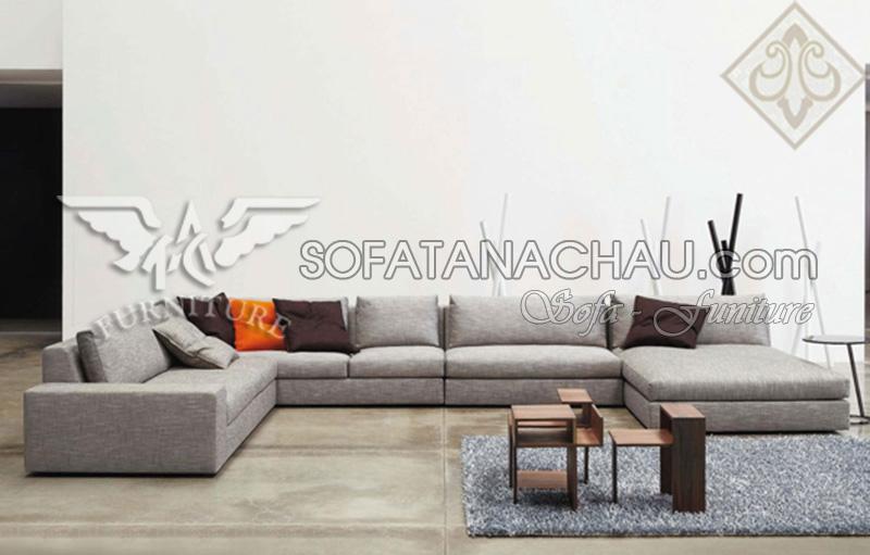 sofa mau xam