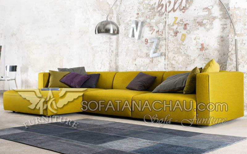 sofa mau vang