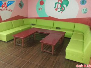 Sofa Tan a chau karaoke 3