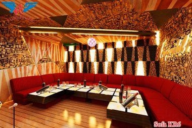 Sofa karaoke KR6
