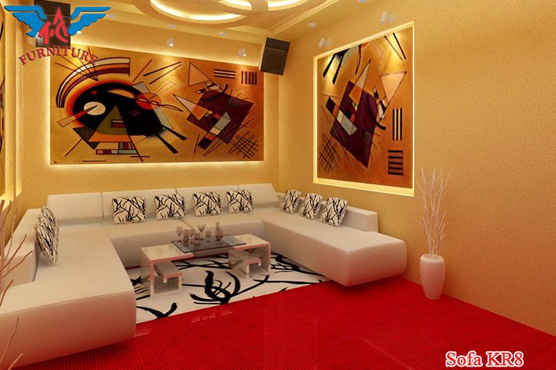 Sofa Karaoke Kr8