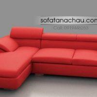 Với kích thước 2,6m x 1,75m sofa bầu bĩnh là ghế sofa giá rẻ đáng mua