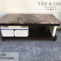 bàn sofa mặt đá cao cấp 302